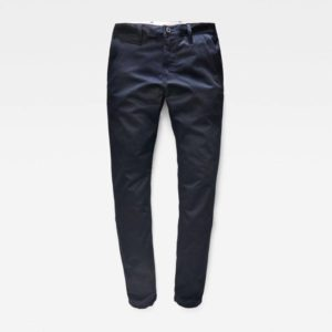 Chino Παντελονι G-Star Raw Chino Slim Bronson Blue