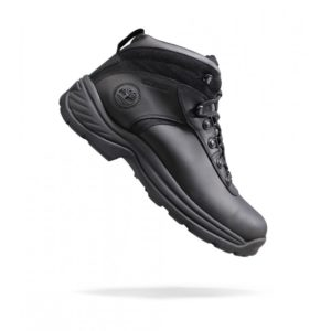Αθλητικά μποτάκια Timberland Flume Mid Waterproof – Black