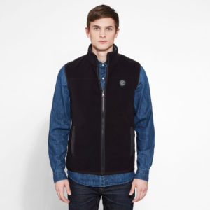 Αμάνικο Timberland Whiteface River Polar Fleece – μαύρο