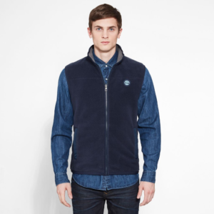 Αμάνικο Timberland Whiteface River Polar Fleece – μπλε