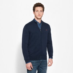 Ζακέτα Timberland Williams River Full Zip Top – μπλε