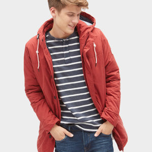 Μπουφάν Tom Tailor – Red Parka
