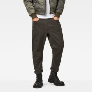 Jean G-Star Raw D-Staq 3D Tapered Asfalt