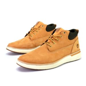 Timberland Cross Mark Chukka – Yellow