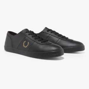 Casual Sneakers FRED PERRY B5211 – μαύρο