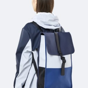 Backpack Rains 1331 Blue – Ice Grey
