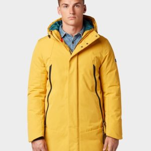 Μπουφάν Tom Tailor parka yellow 1012022