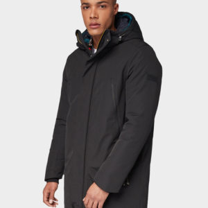 Μπουφάν Tom Tailor parka black 101211  blk