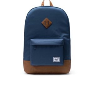 Backpack Herschel Heritage 10007-00007 navy – μπλε