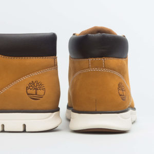 Timberland Bradstreet Chukka Leather Wheat καφέ ανοιχτό A1989