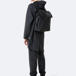 Backpack Rains 1213 MSN Bag Black
