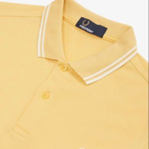 Twin Tipped Classic Polo Fred Perry M3600 309 – Slim fit