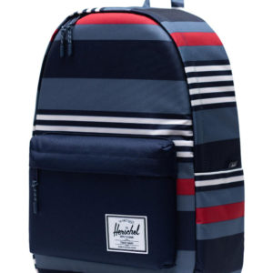 Backpack Herschel Classic X-Large – Malibu stripe peacoat – 10492-03544-os