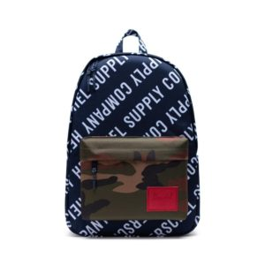 Backpack Herschel Classic X-Large Peacoat Woodland Camo 10492-03564-Os