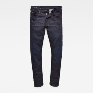 G-STAR RAW JEANS 3301 VISOR STRETCH DENIM