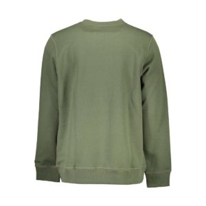 Φούτερ Calvin Klein COTTON BLEND FLEECE SWEATSHIRT J30J314536 LDD – KHAKI