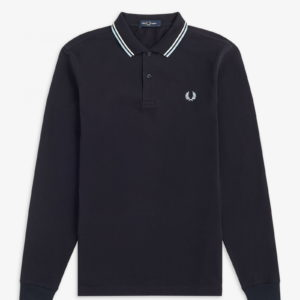 Polo μακρυμάνικο Fred Perry M3636 608
