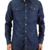 Πουκάμισο G-Star Raw G-Star Raw 3301 Slim Shirt (D12697-D013-082) Rinsed