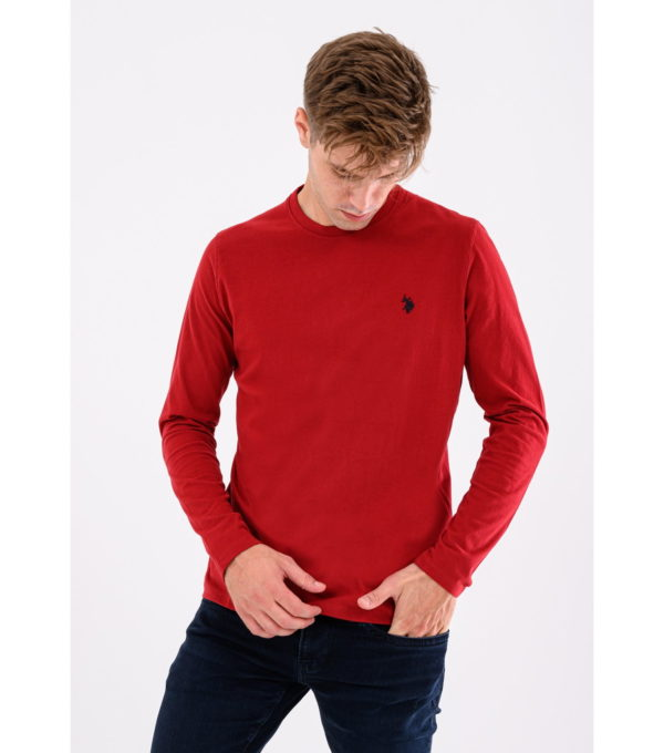 Πουλόβερ U.S.Polo ASSN INSTITUTIONAL KNIT 59235 48847 159