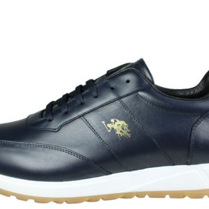 Sneakers U.S.Polo ASSN Nicky DKBL σκούρο μπλε
