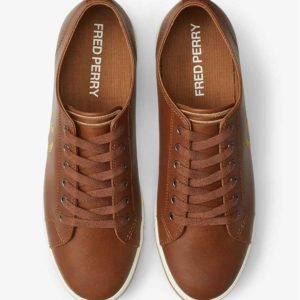 Casual παπούτσια Fred Perry  B7163 448 – καφέ