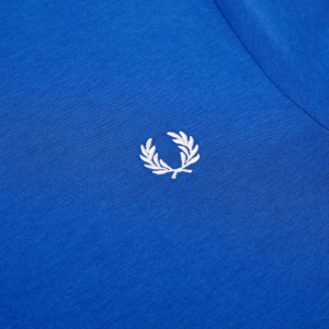 T-Shirt Fred Perry M3519 612 μπλέ ρουά