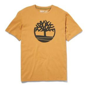Timberland – Kennebec River Tree Tee Wheat Boot TB0A2C2RP471 χακί