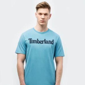 Timberland – Kennebec Linear Tee Adriatic Blue TB0A2C31BE31 μπλε