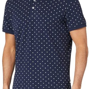 Casual Friday Tristan Flower Printed Pique CF-106562 20503918 193923
