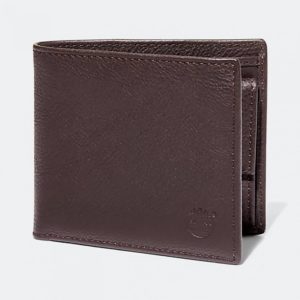Timberland Kittery Point Bifold Wallet with Coin Pocket καφέ TB0A23UP242