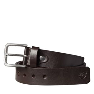 Timberland Man Cow Leather Belt TB0A1BWN968  καφέ σκούρο