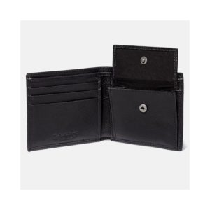 Timberland  Bifold Wallet with Coin μαύρο TB0A23UP 001