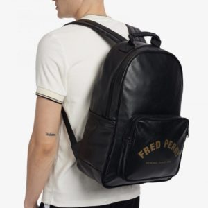 Fred Perry Arch Branded Backpack L2266-102