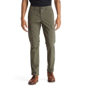 Timberland Cargo Pant Greap Leaf Χακί – Λαδί TB0A2CZH A58